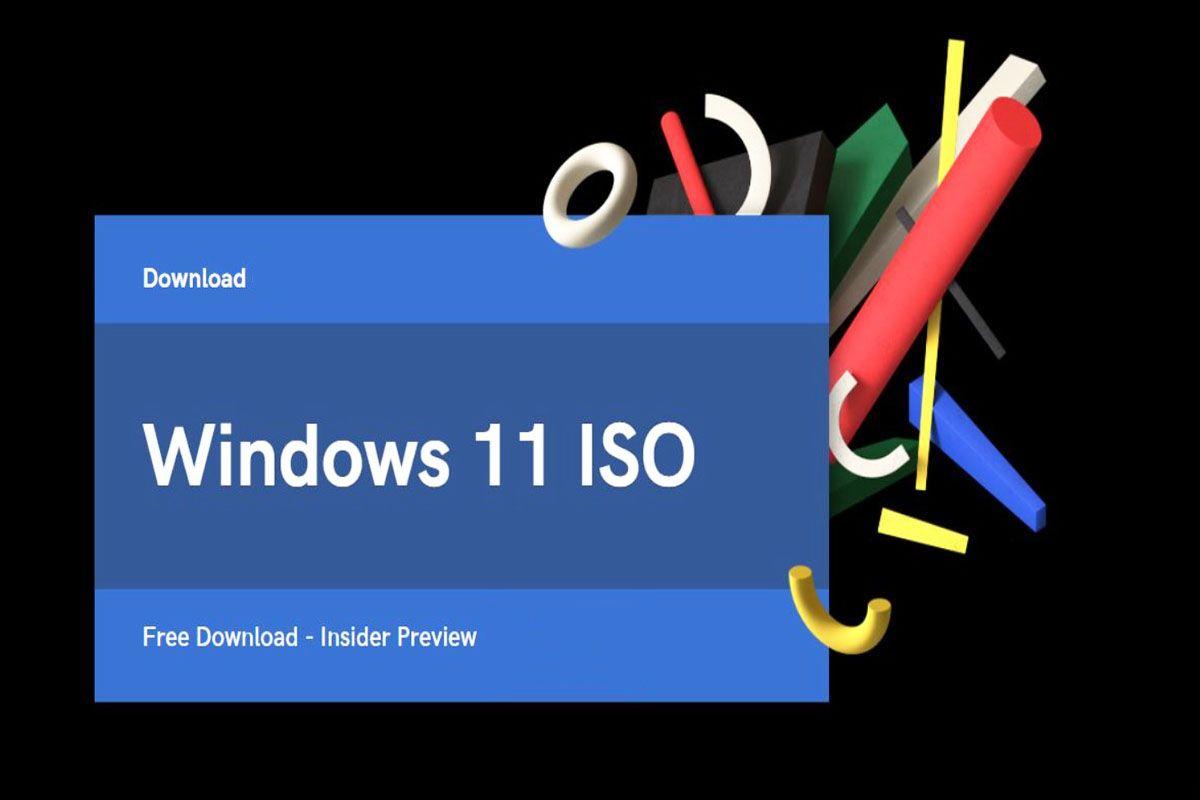descargar la ISO oficial de Windows 11