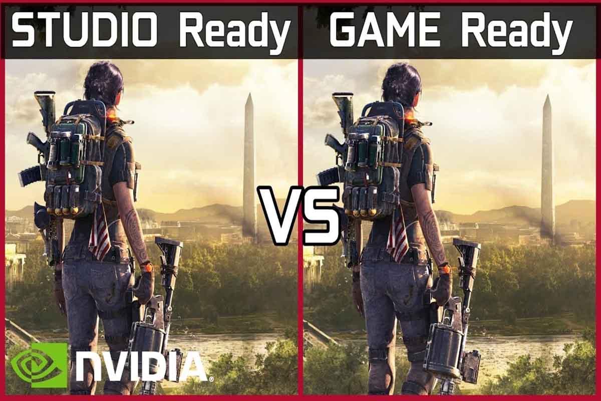controladores Nvidia grd (game ready) o sd (studio) para Windows 11